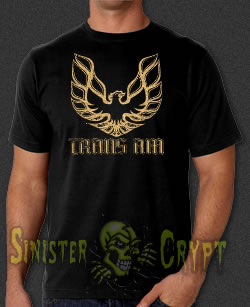 Pontiac Firebird Trans Am t-shirt