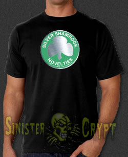 Silver Shamrock Novelties Halloween 3 t-shirt