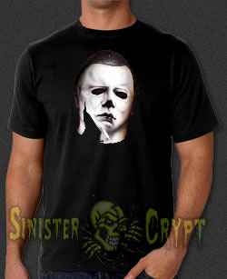 Michael Myers Halloween Face Mask t-shirt