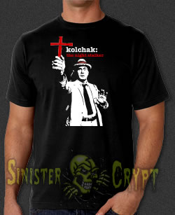 Kolchak: The Night Stalker t-shirt