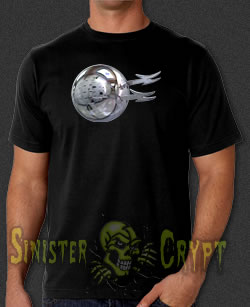 Phantasm Sentinel Sphere t-shirt