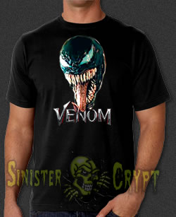 Venom Tongue t-shirt